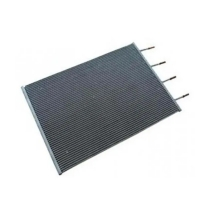 Quality 3.0MPa Thermal Transfer Microchannel Heat Exchanger Aluminum Tube for sale