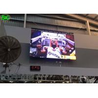 Quality P6 RGB Stage Indoor Full Color Advertising LED Display , 16 Scanning Nova system WIFI for sale