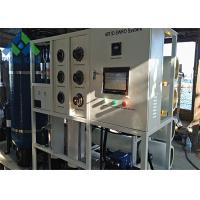 Quality Low Power Consumption Domestic Desalination Units With Toray RO Membrane for sale