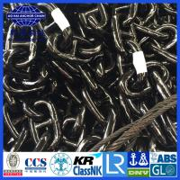 Quality Marine Anchor Chain-China Largest Manufacturer Aohai Anchor Chain with IACS and Military certification for sale