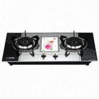 China Gas Stove with Single/Double/Three Heads, Measures 710 x 410mm on sale