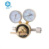 China Brass Big Flow Oxygen Gas Pressure Regulator on sale