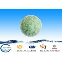 Quality High purity chemical ferrous sulfate blue green crystals for producing disinfectant for sale
