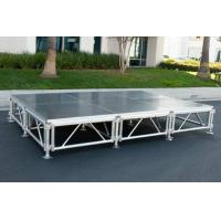 Quality Night Bar Movable Stage Platform Aluminum Alloy 6061-T6 Easy Set Up for sale