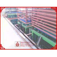 Construction Material Making Machinery with Power Distribution System Heating System