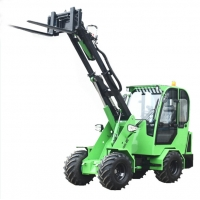 Buy cheap 915 Hydrostatic Tractor Telescopic Boom Front Loader Machine from wholesalers