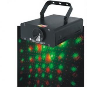 Quality KTV DJ  Mini Pattern Laser Stage Lighting Green / Red Sound Control Light for sale