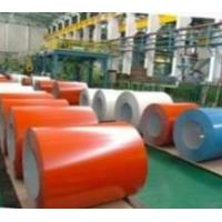 Quality Silicon modified polyester prepainted galvalume steel coil for sale