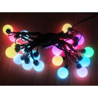 China 100 LED 10m LED Christmas ball String Light for Christmas Party Wedding on sale