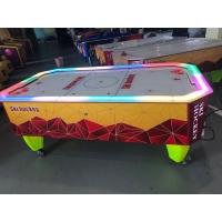 Buy cheap Amusement Skiing Hockey 300W Coin Operated Game Machine from wholesalers