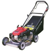 Quality 22 Inch Self - propelled garden lawn mover , portable petrol Lawn Mower for sale