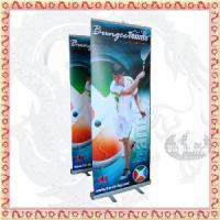 Best Standard Retractable Banner Stands (DR-02-C) wholesale