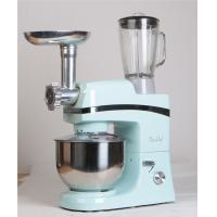 China Multifunction Tilt Up Cake Stand Mixer 1300W Motor ABS PLastic Housing With 5L Bowl on sale