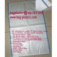 Quality LAMINATED woven FIBC bags, big bags, ground cover, tarpaulin, PE tarpaulin, weed mat, Flex for sale