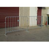 Quality Pedestrian Security Barriers-Crowd Control Barriers 1090mm*2000mm Barriers for sale