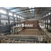 China High Speed Corrugated Cardboard Production Line For Paper Manufacturing Plant on sale