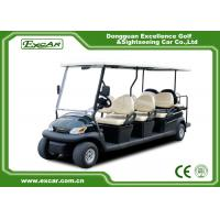 Quality Comfortable 2 Seater Electric Sightseeing Car ADC 48V 5KW Acim for sale
