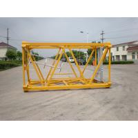 Quality Q345B Steel Tower Crane Sections For Lib Tower Crane CE ISO 2300*2300*4140 mm for sale