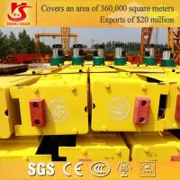 Quality 1t-20t Single girder overhead crane end carriage for sale