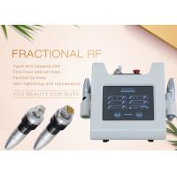 Quality Portable Fractional Radiofrequency Micro Needling Machine For Wrinkle Removal Face Lifting for sale