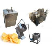 Buy cheap 100KG/H Automatic Cassava Chips Making Machine Plant Stainless Steel from wholesalers