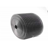 Buy cheap 8x50 25ft Black Pvc Coated Welded Wire Mesh from wholesalers