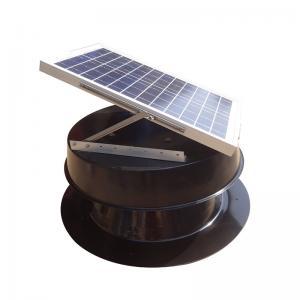 China 25W solar attic fans on sale