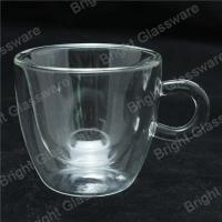 Best espresso cups, double wall thermo glasses, blown glass coffee cup, tea cup wholesale