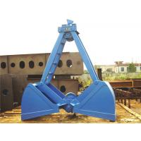 Quality Mechanical Four Ropes Clamshell Grab for sale