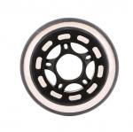 Quality 73x25 Sunflower Crystal Round Casting Polyurethane Wheel for Skates for sale
