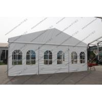 Quality Waterproof Outdoor Show PVC Tents Aluminum Frame With Windows for sale