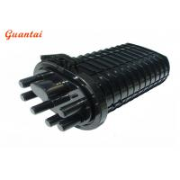Quality 24 To 288 Cores Optical Fibre Cable Joint Closure OEM / ODM Acceptable for sale