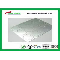 Quality 1oz Aluminum Base PCB with High Thermal Conductivity RoHS Lead Free Hal for sale