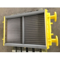 Quality Titanium Tube 3HP Fin Type Heat Exchanger Without Cover for sale