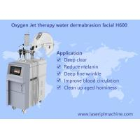 China Water Oxygen Skin Rejuvenation Machine Oxygen Jet Peel Skin Care on sale