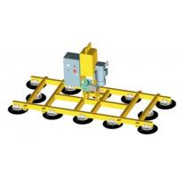 China Curtain Wall Installation Vacuum Lifter With Heavy Duty Glass Suction Cups on sale