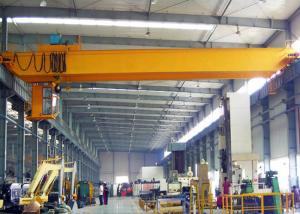 Quality Wireless Remote Control Electric Double Girder Overhead Crane for sale