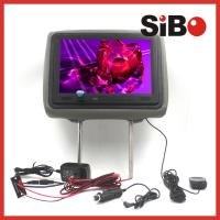 China 10 Inch Taxi Interactive Advertising Screen With Content Management System on sale