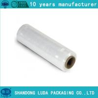 China alibaba china LDPE Pallet Stretch cling wrap on roll on sale