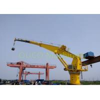 Quality 40t Telescopic Boom Jib Electric Hydraulic Crane With Overload Protection System for sale
