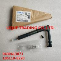 Quality ZEXEL Diesel fuel injector 105118-8220 , 9430613873 , 9 430 613 873 for NISSAN ZD-NA 16600-7T125 , 166007T125 for sale