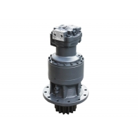 Quality CX210B Excavator Parts Swing Motor for sale