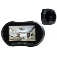 Quality 4.3 inch LCD screen Electronic peephole door viewer Motion Detection night vision door digital vision camera for sale