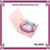 China Custom Printed Jewelry Boxes ME-ZB005 on sale