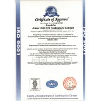 Jinan USR IOT Technology Limited Certifications