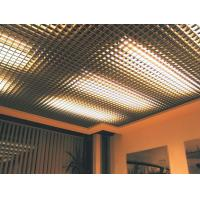 Buy Fashionable Open Cell Ceiling System 100*100 For Shopping Malls Sanitary at wholesale prices