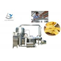 China Multi Function Automatic Snacks Vacuum Oil Fryer Full Microcomputer Control on sale