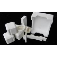 Quality Wear Resistant Corundum Refractory Ceramic Board / Tube For Building Materials for sale