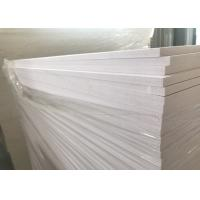Quality 6mm Whtie Celuka Foam Core Board For Store Fixtures Eco - Friendly for sale