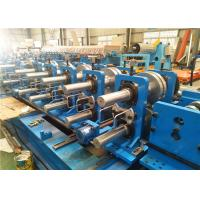 Quality Low Noise CZ Sections C80-300 Purlin Machine With 18 Steps Forming Station for sale